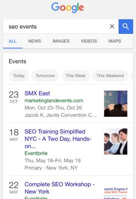 旧イベント検索結果